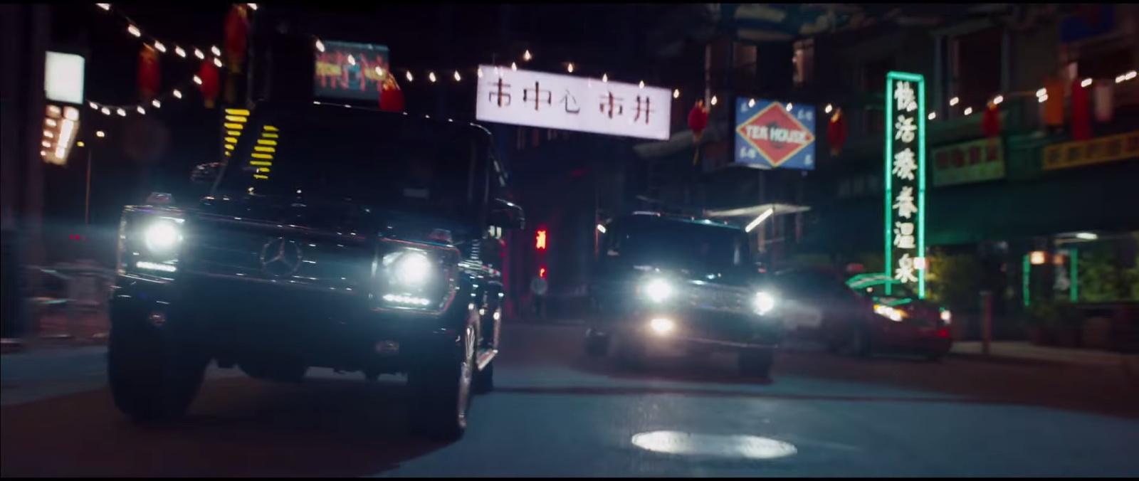 Mercedes-Benz G-Class – Eminem – Phenomenal (1)