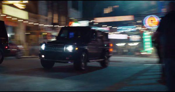 Mercedes Benz G Class Eminem Phenomenal Official Music Video Scenes