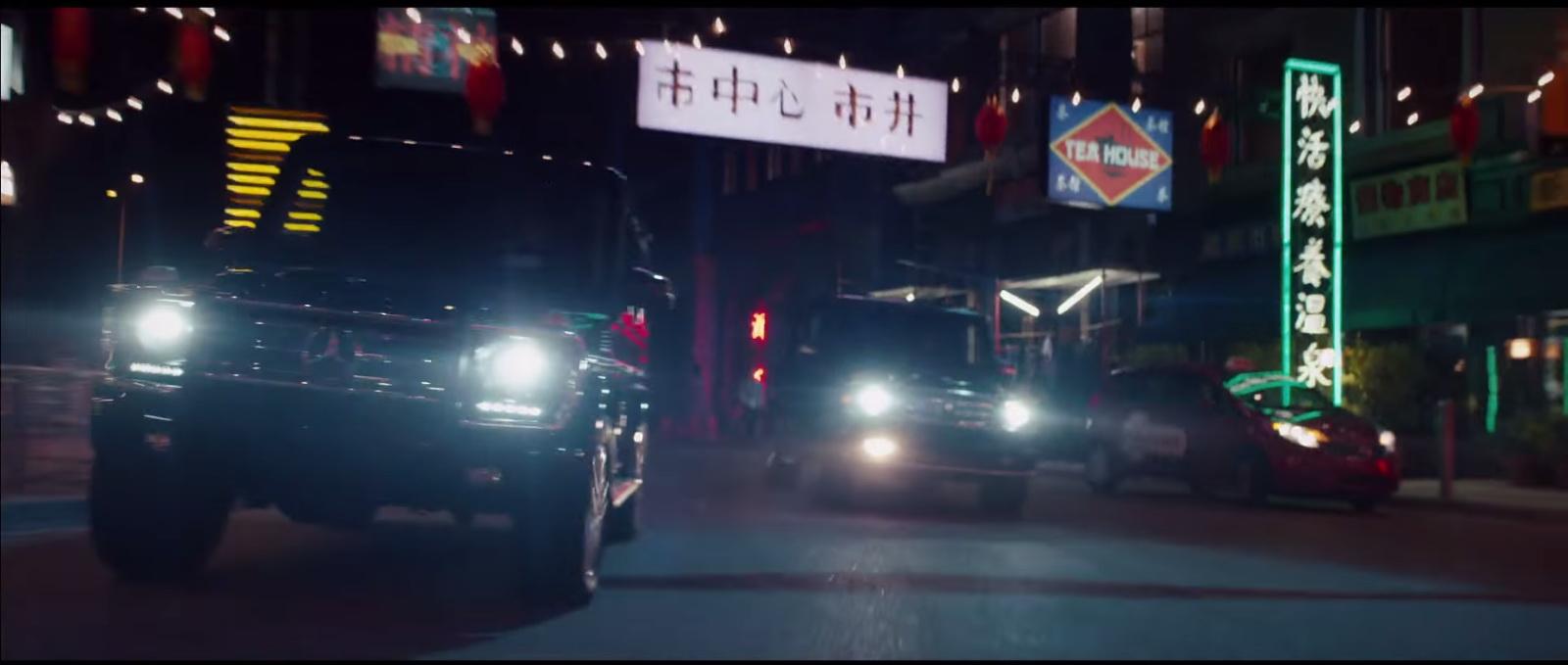 Mercedes-Benz G-Class – Eminem – Phenomenal (3)