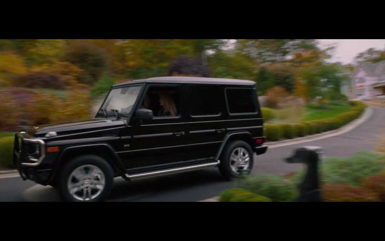 Mercedes-Benz G-Class – Ricki and the Flash (2015) Movie Product Placement