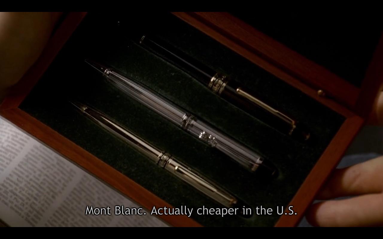 Mont Blanc – The Sopranos