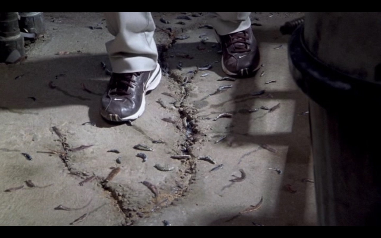 Nike Sneakers For Men – Evolution (2001) - Movie Product Placement