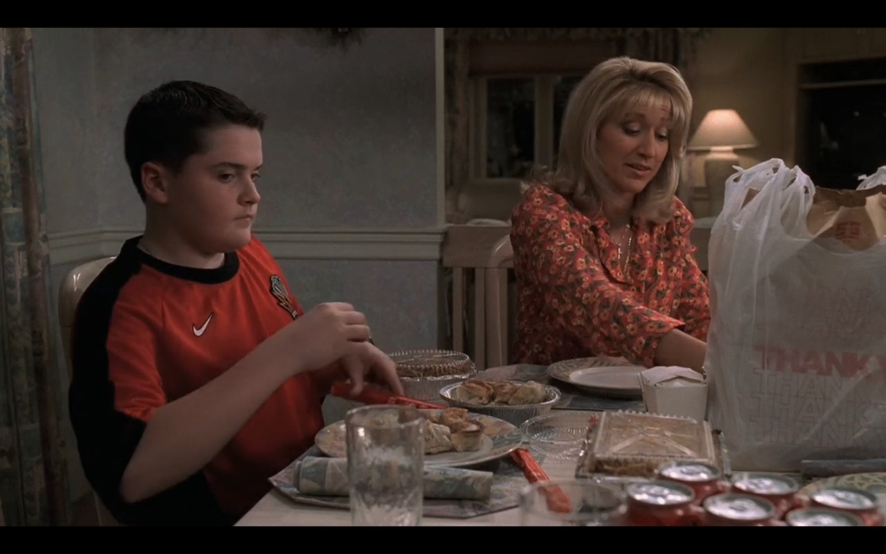 Nike Top For Boys – The Sopranos TV Show Product Placement