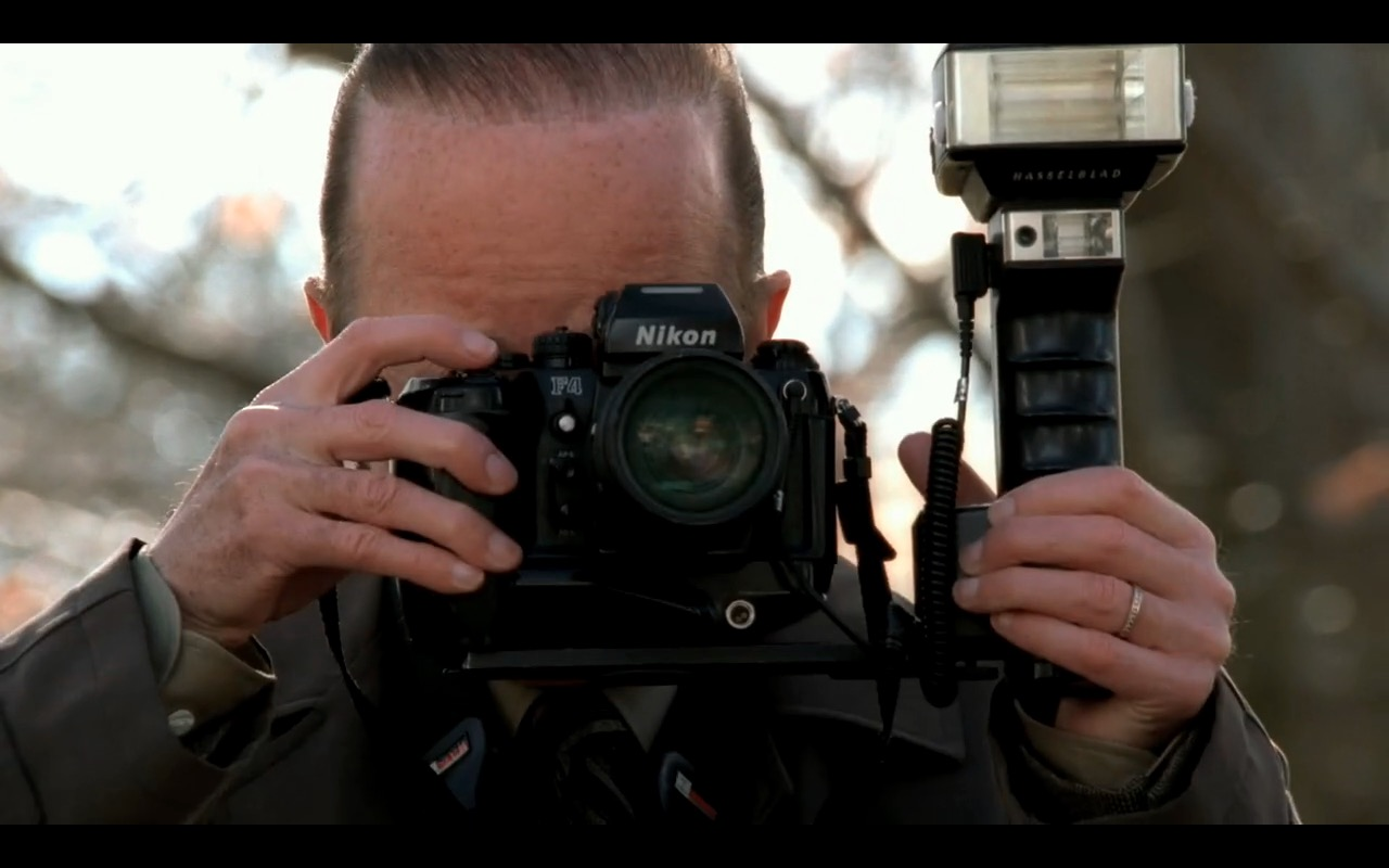 Nikon F4 Photo Camera – The Sopranos - TV Show Product Placement