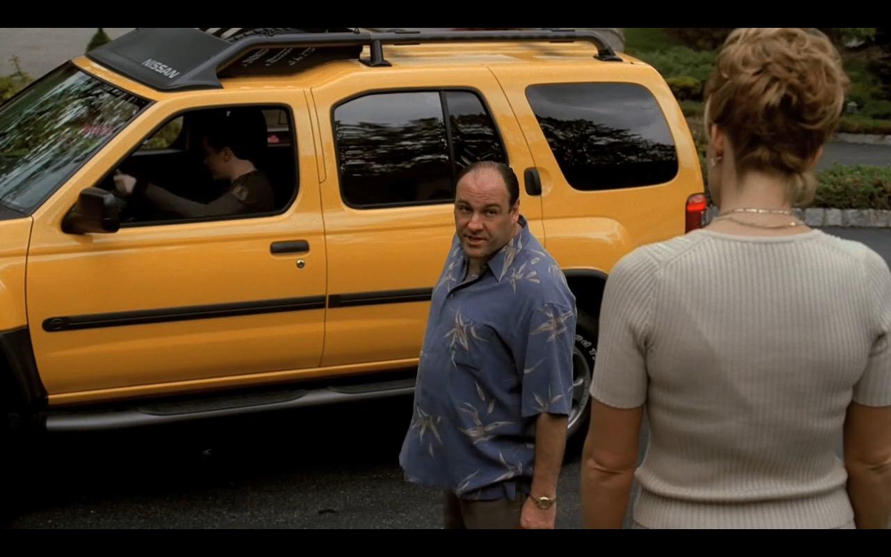 Nissan Xterra  - The Sopranos  (2)