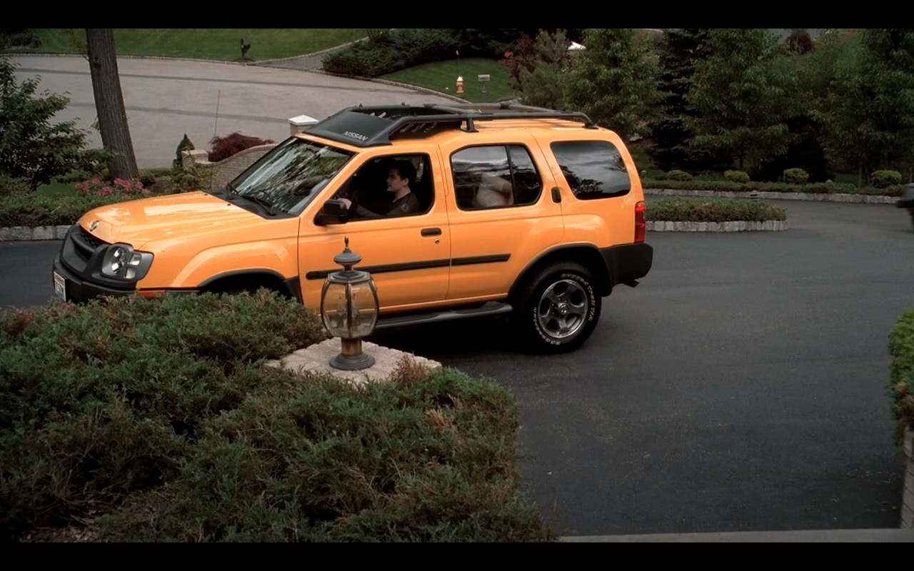 Nissan Xterra  - The Sopranos  (3)