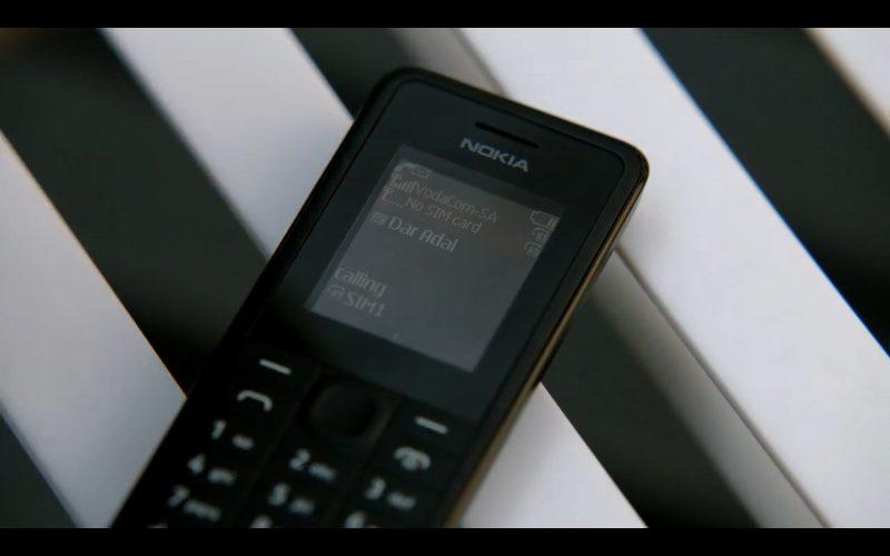 Nokia Phone – Homeland