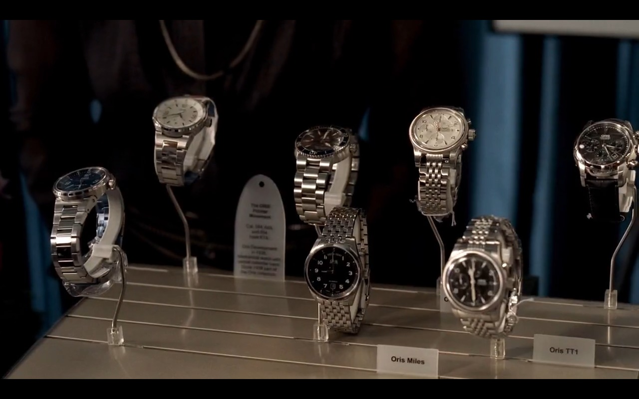 Oris Watches – The Sopranos TV Show Product Placement