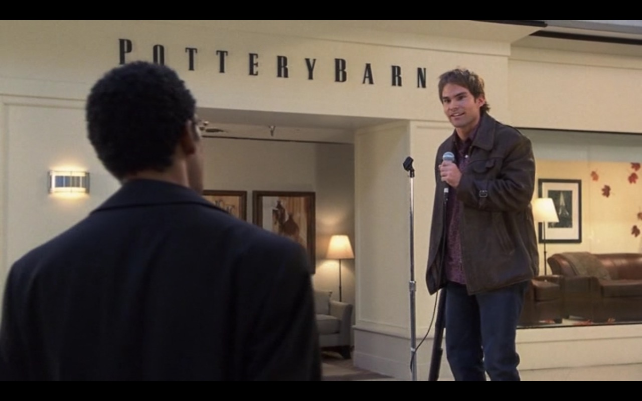 Pottery Barn – Evolution (2001) Movie Product Placement