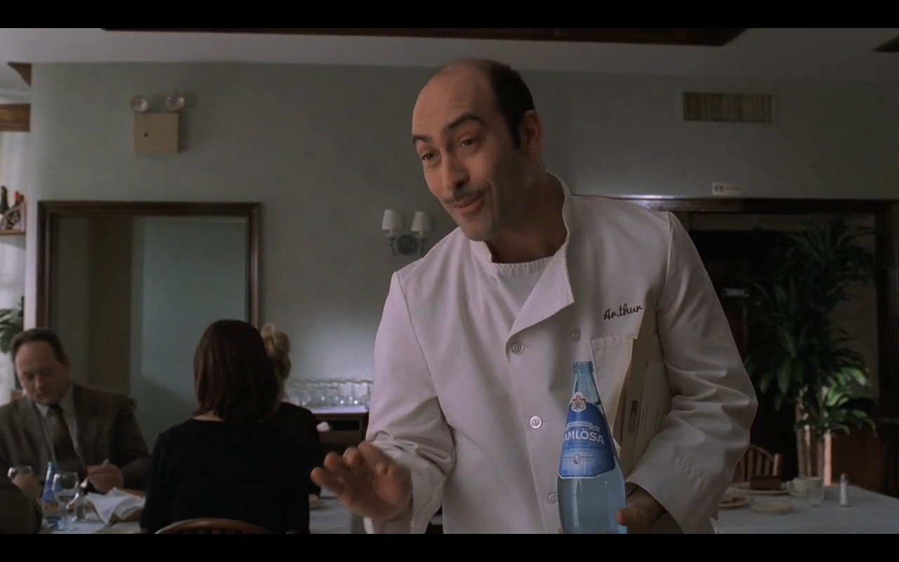 Ramlösa - The Sopranos TV Show Product Placement