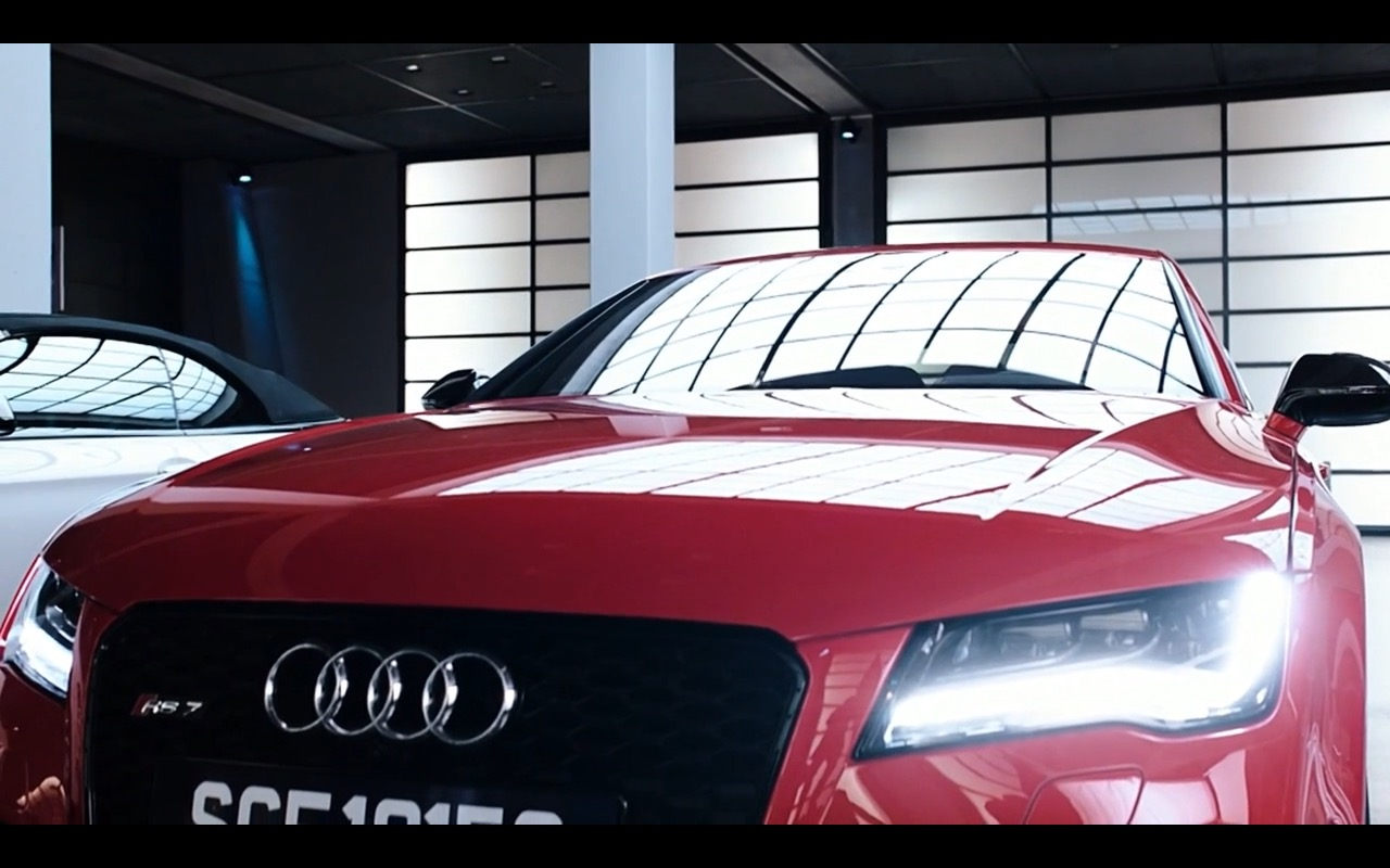 Red Audi RS7 – Hitman - Agent 47 2015 (1)