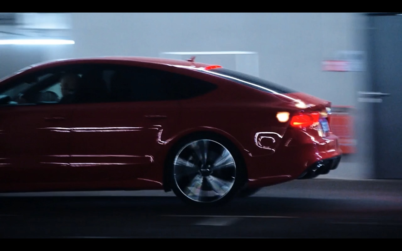 2012 Dodge Ram 1500 Headlights >> Red Audi RS7 – Hitman: Agent 47 (2015) Movie