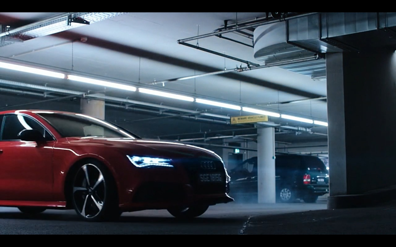 Red Audi RS7 – Hitman - Agent 47 2015 (11)