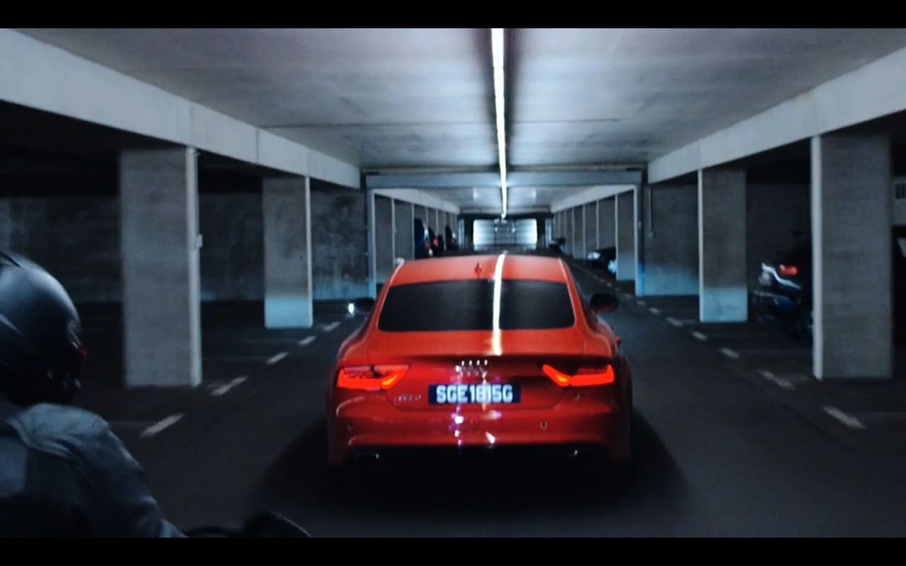 Red Audi RS7 – Hitman - Agent 47 2015 (14)