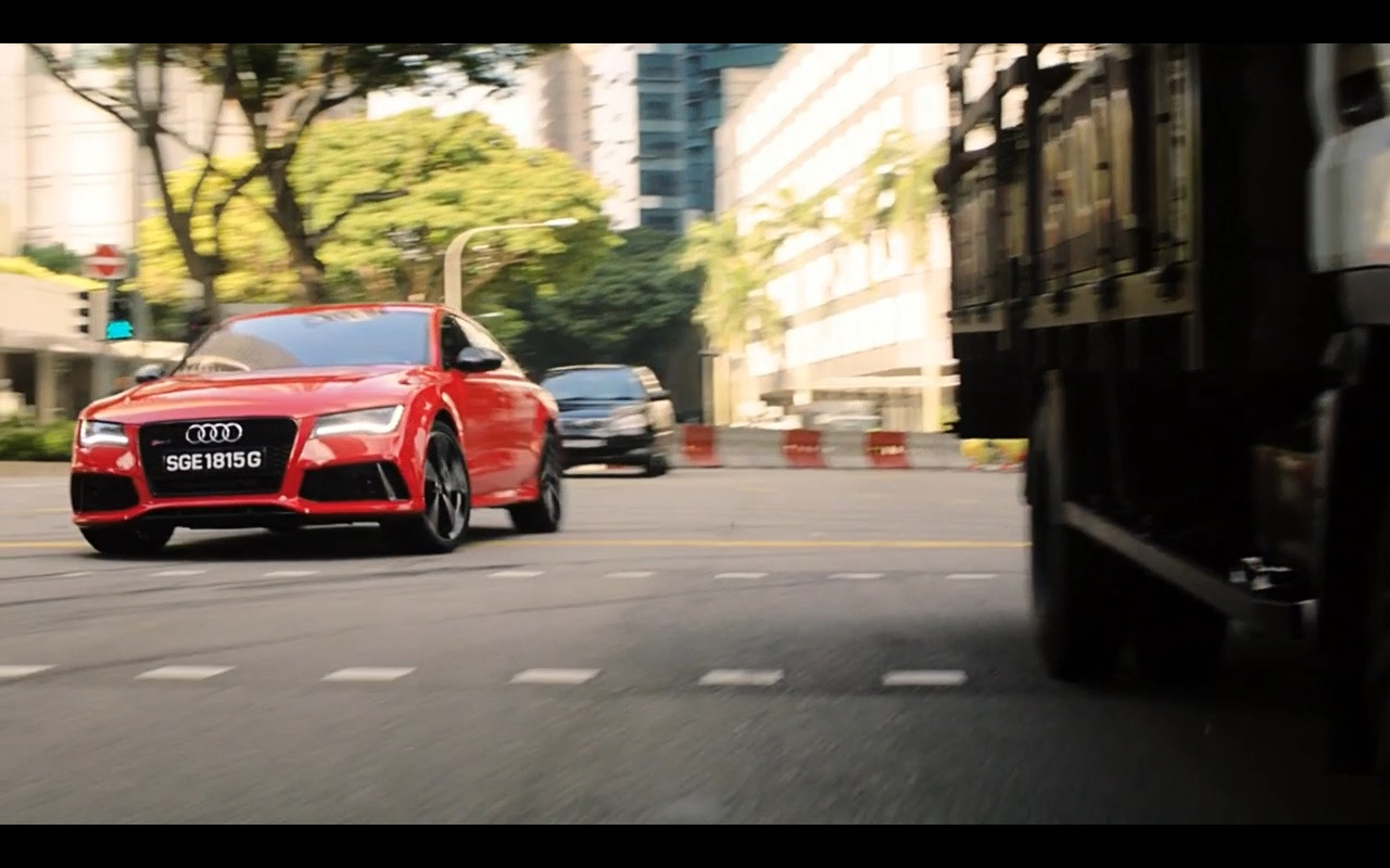 Red Audi RS7 – Hitman - Agent 47 2015 (16)