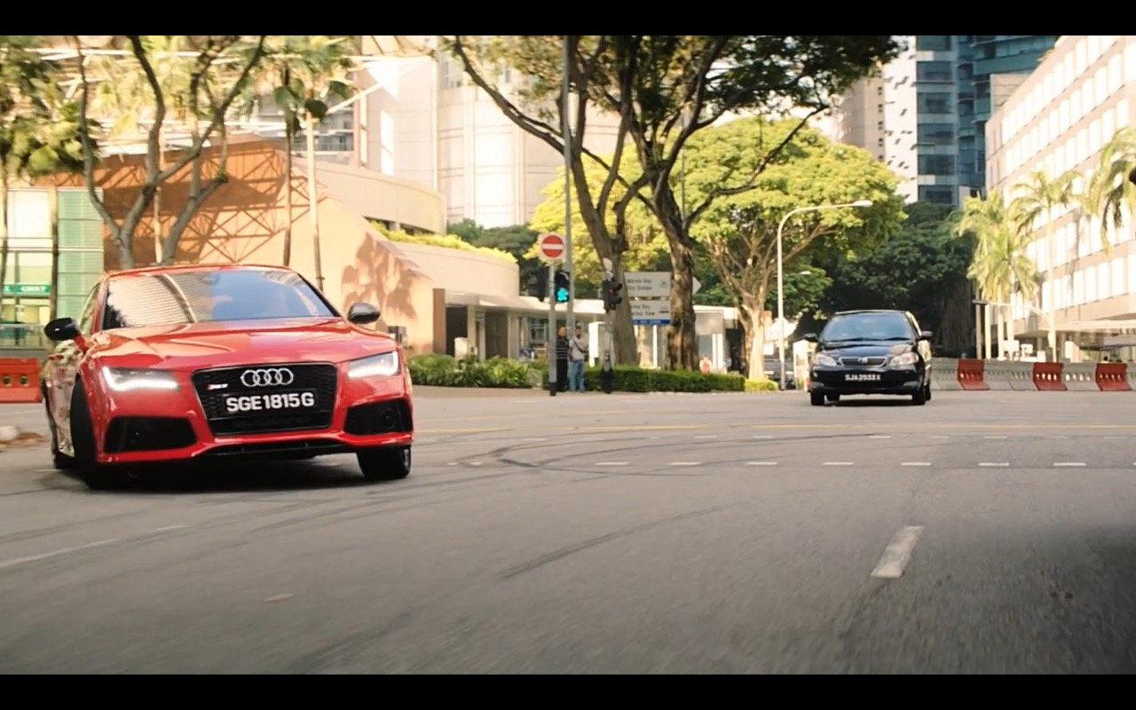 Red Audi RS7 – Hitman - Agent 47 2015 (17)