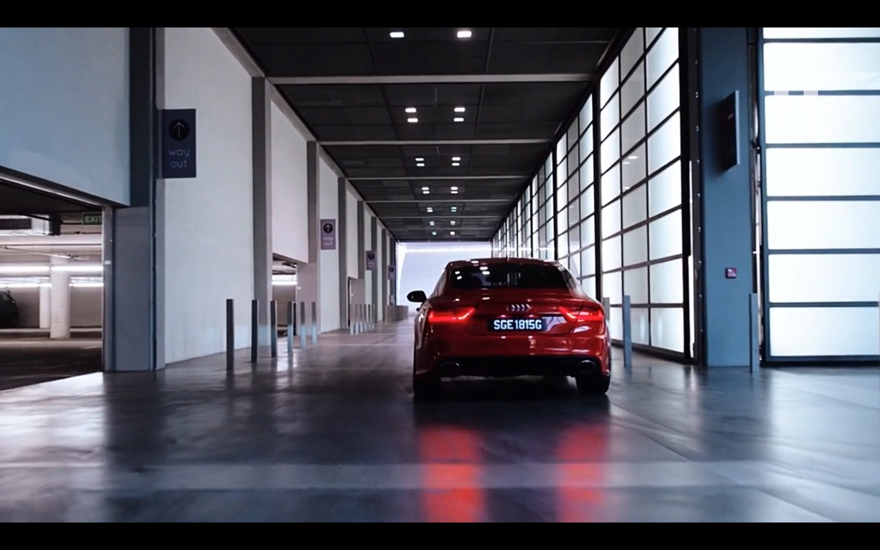 Red Audi RS7 – Hitman - Agent 47 2015 (5)