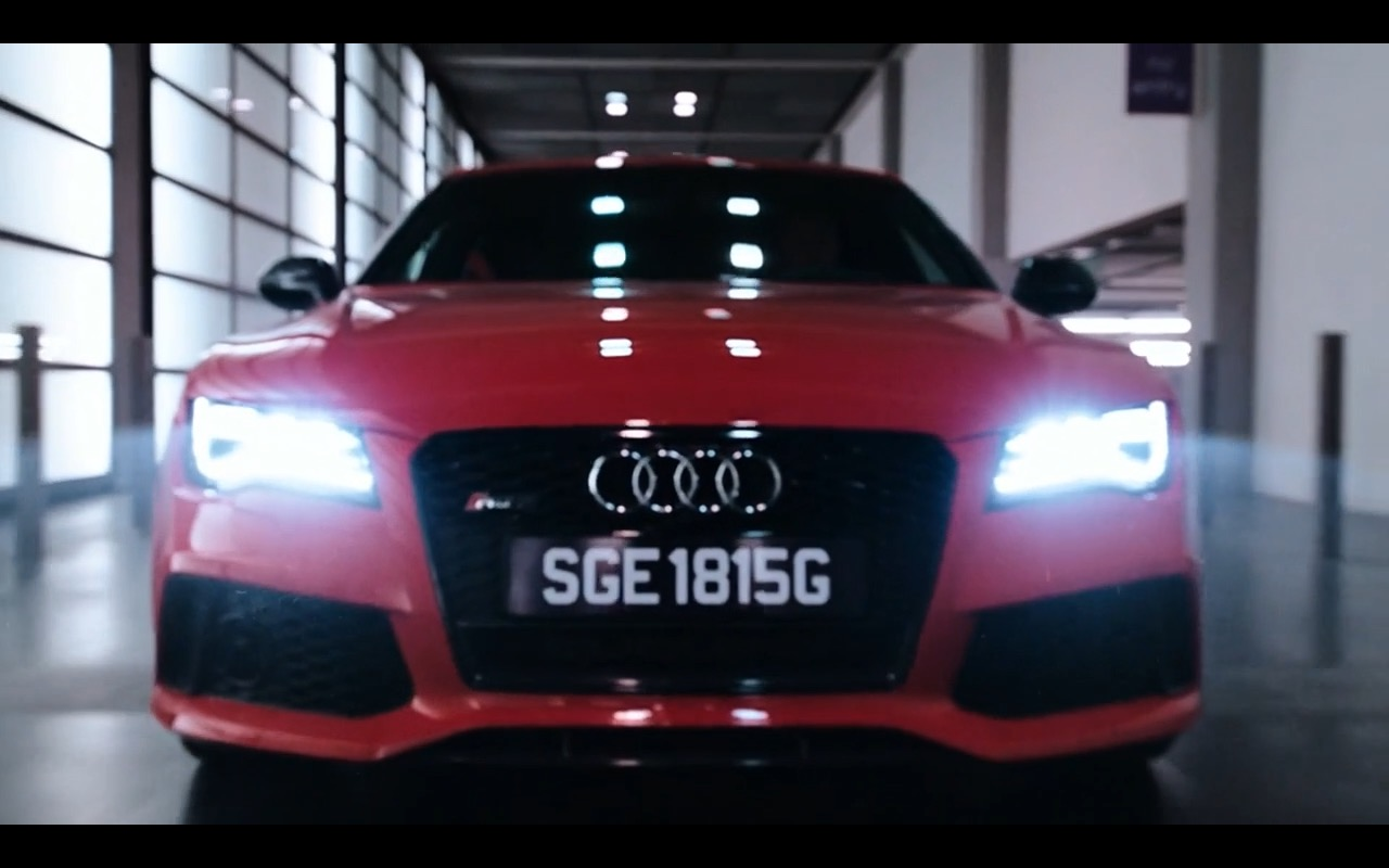 Red Audi RS7 – Hitman - Agent 47 2015 (6)