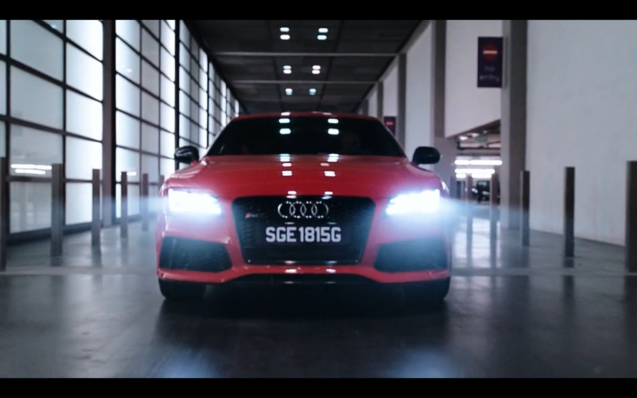 Red Audi RS7 – Hitman - Agent 47 2015 (7)