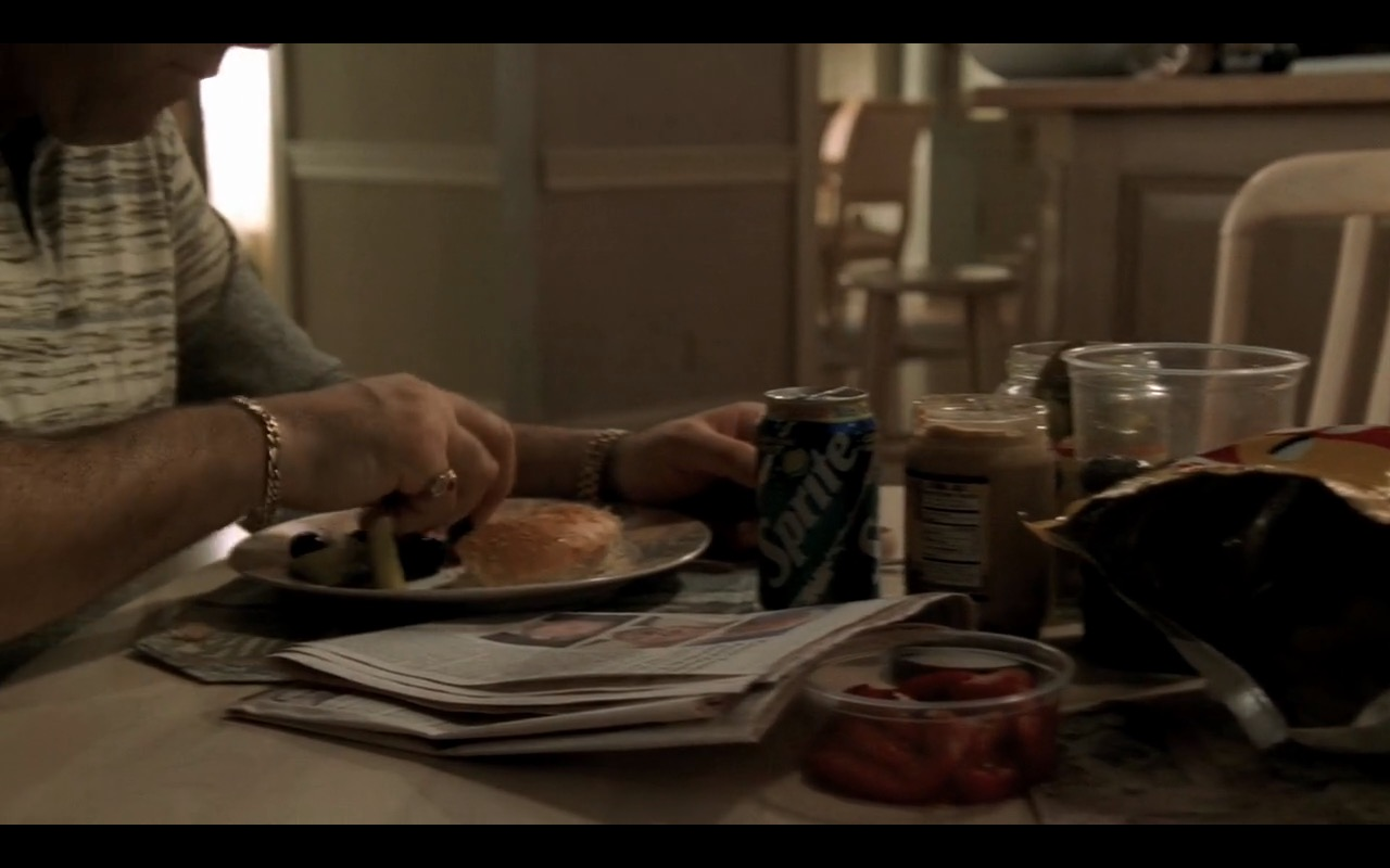 Sprite - The Sopranos TV Show Product Placement