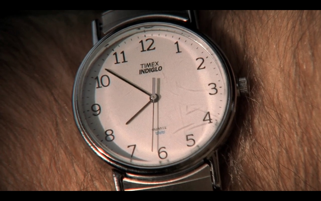 Timex Indiglo Men's Watches – The Sopranos - TV Show Product Placement