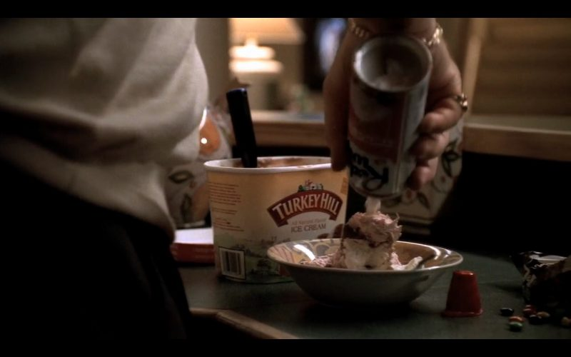 Turkey Hill Dairy  – ice cream – The Sopranos