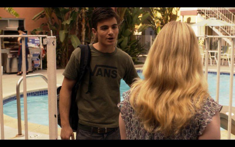 Vans T Shirt For Men – Ray Donovan (1)