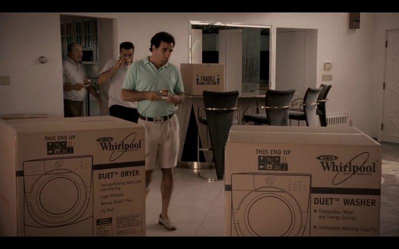 Whirlpool Washing Machine – The Sopranos (1)