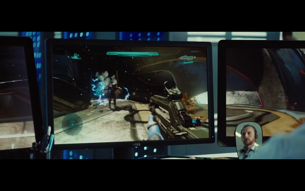 Xbox One and Halo 5 – Mission Impossible – Rogue Nation 2015