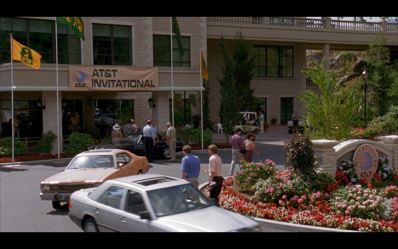 AT&T - Happy Gilmore (1996) Movie Product Placement
