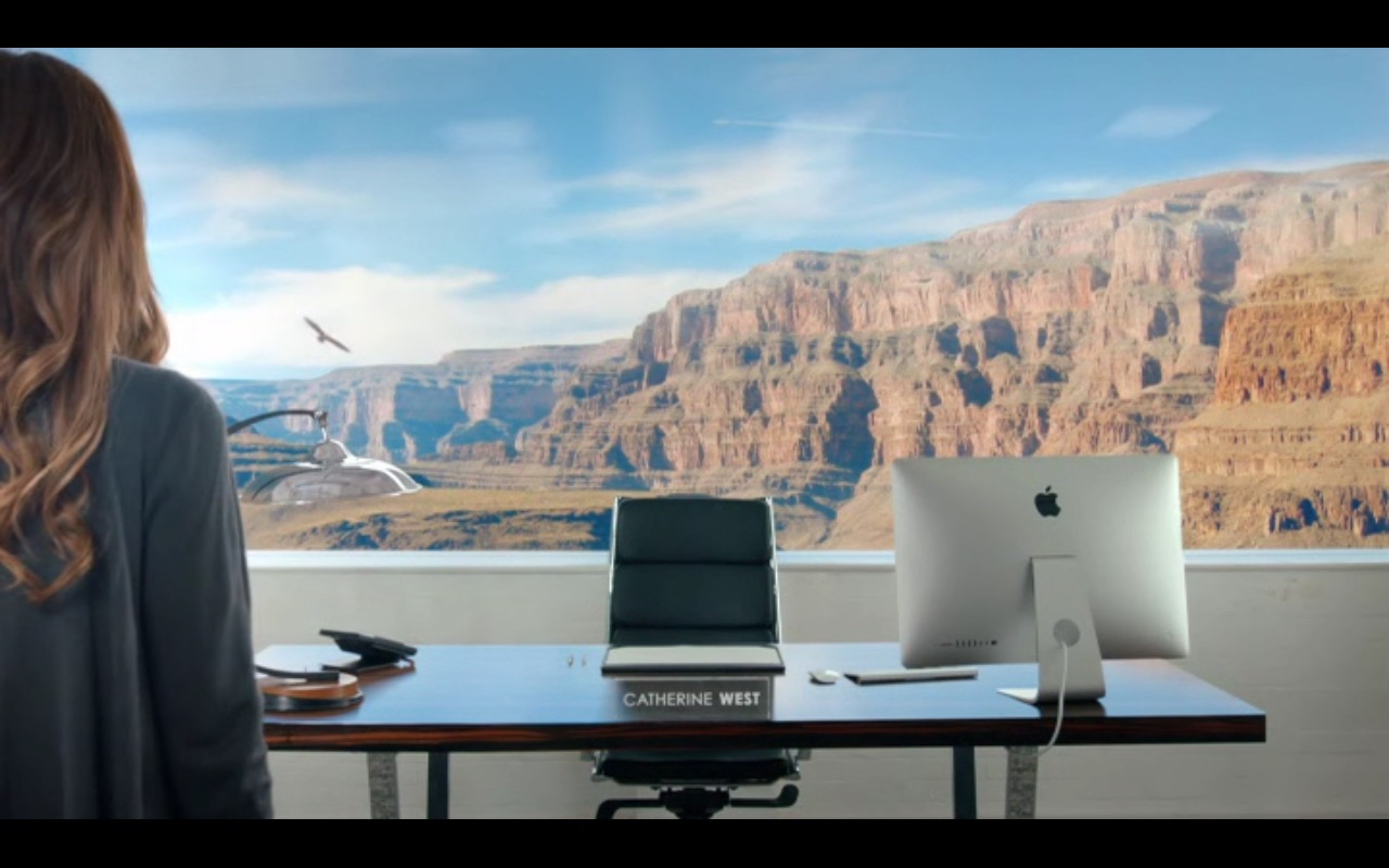 Apple iMac 21.5 – Absolutely Anything (2015) Movie Product Placement