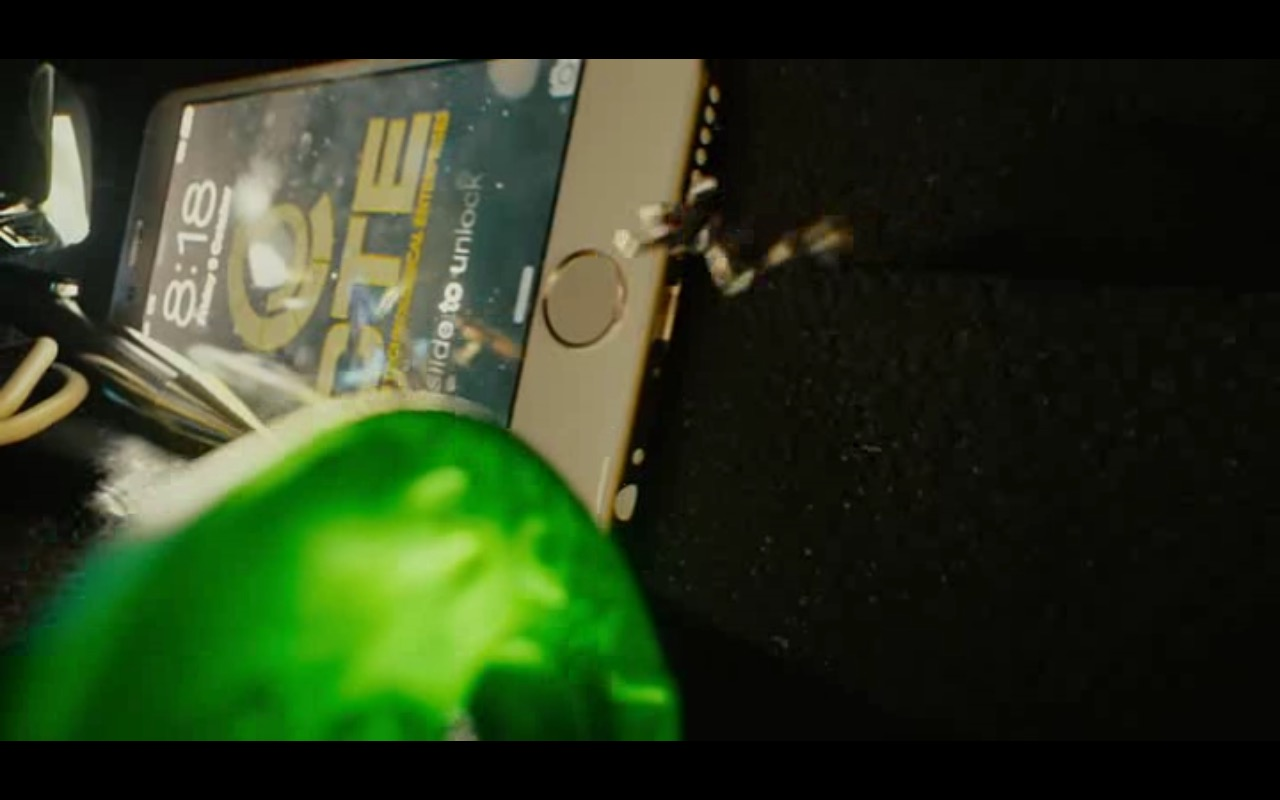 Apple iPhone 6 and Siri – Ant-Man (2015) Movie Product Placement