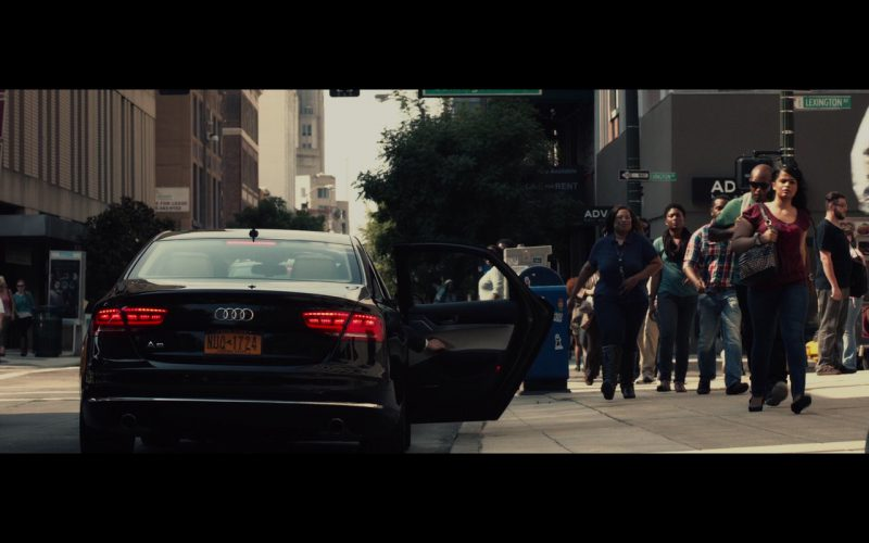 Audi A8 – Fantastic Four (2015) Movie Product Placement