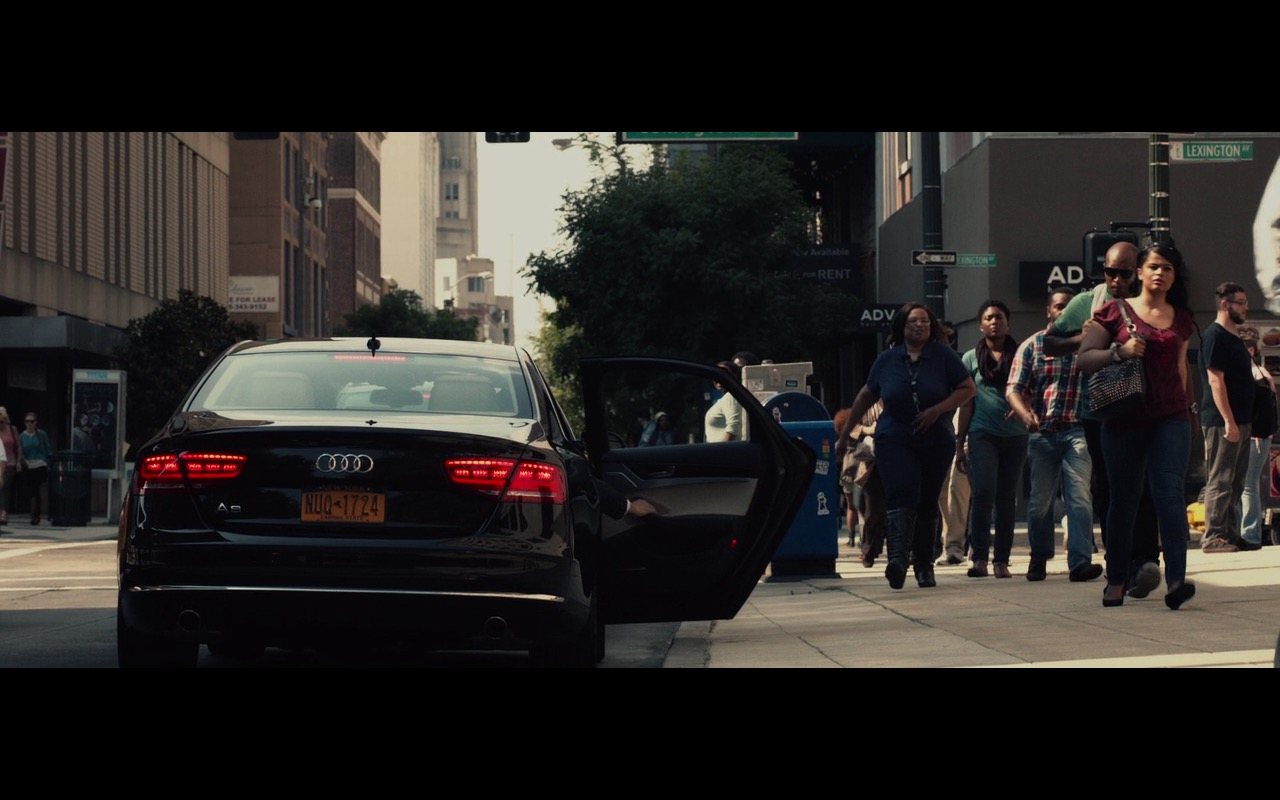 Audi A8 – Fantastic Four (2015) - Movie Product Placement