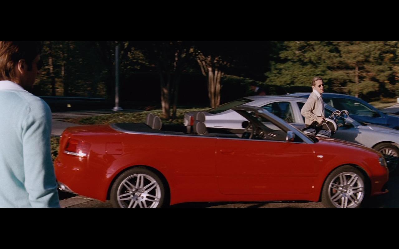 Audi Cars In The Joneses 2009 Movie Movie