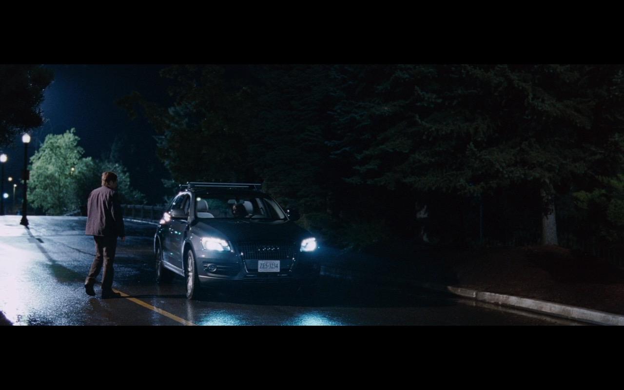 Audi Q5 2.0 TFSI Quattro  – The Joneses (2009) Movie Product Placement