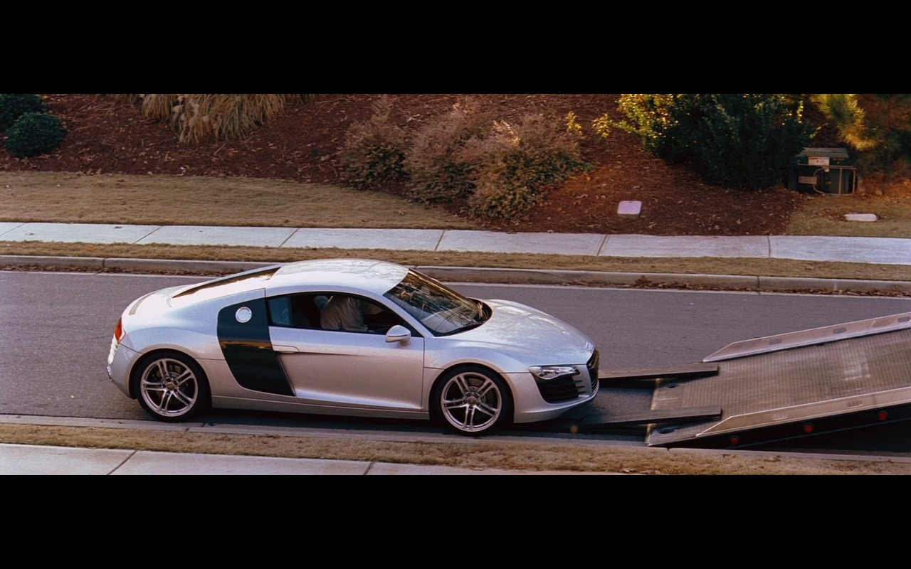 Audi R8 - The Joneses (2009) Movie Product Placement