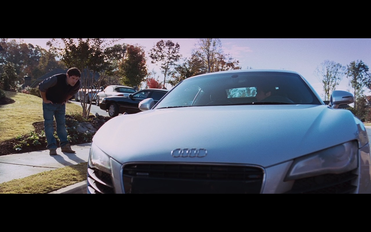 Audi R8 The Joneses 2009 Movie