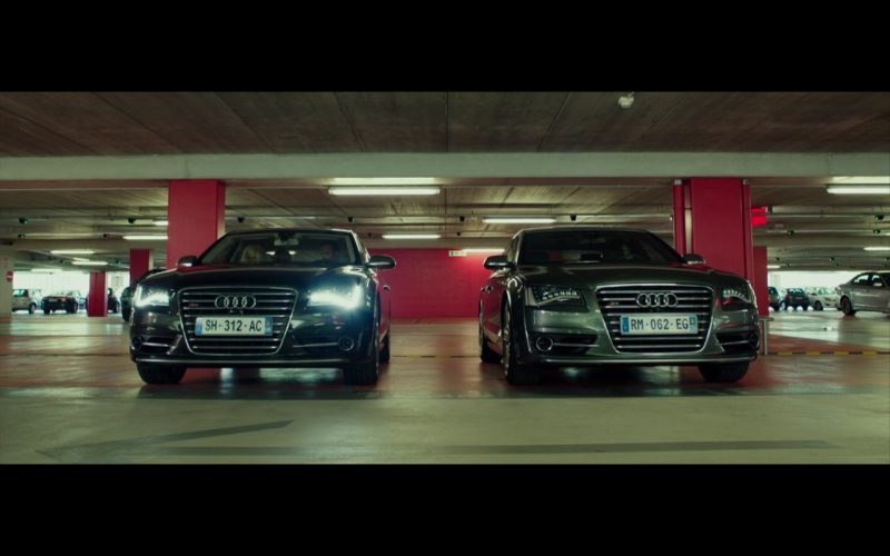 Audi S8 – The Transporter Refueled 2015  (1)