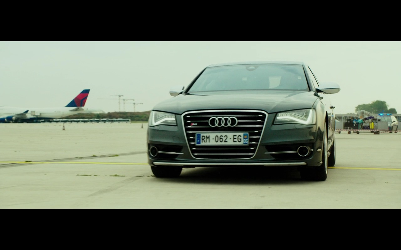 Audi S8 The Transporter Refueled 2015 Movie Scenes