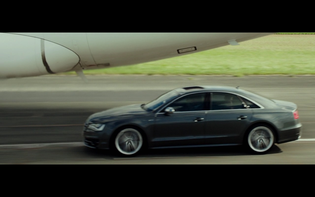 Audi S8 – The Transporter Refueled (2015) - Movie Product Placement