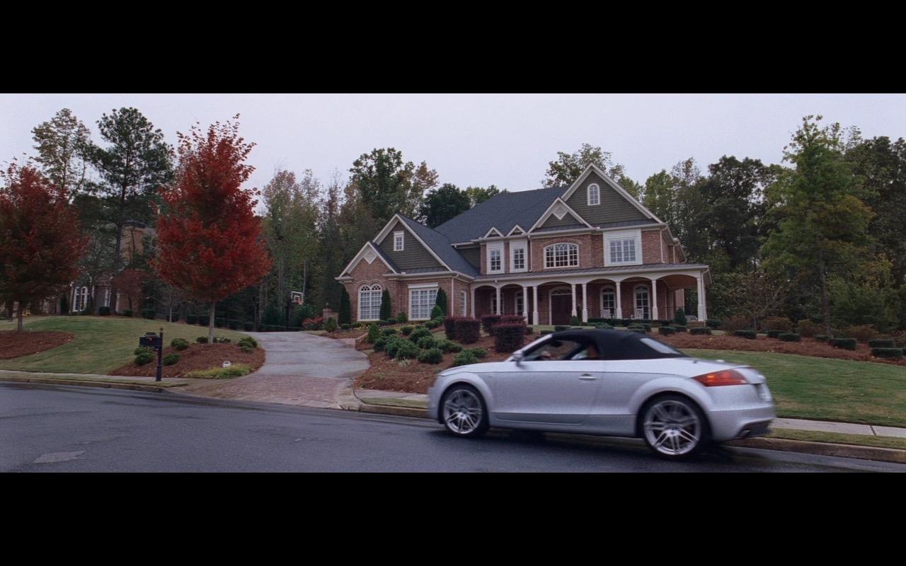 Audi Tt Cabrio The Joneses 2009 Movie