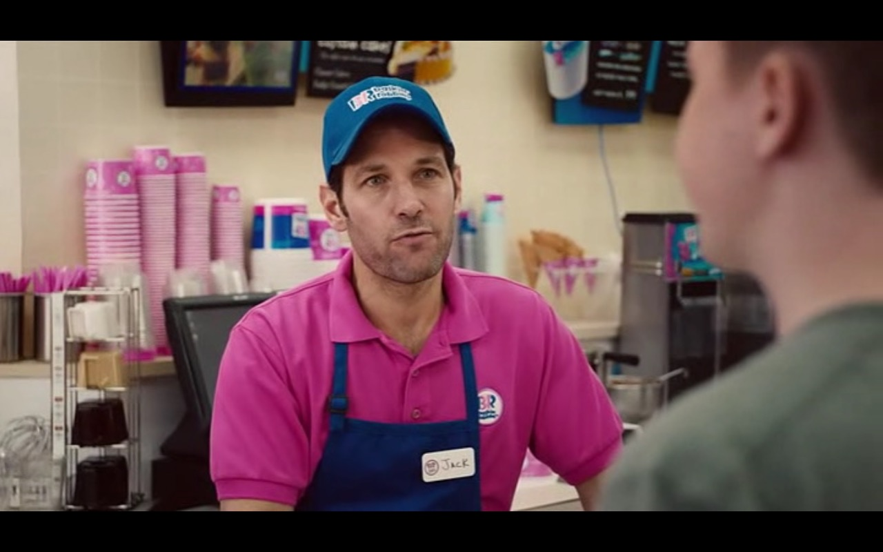 Baskin-Robbins - Ant-Man (2015) Movie Product Placement