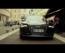 Black Audi S8 in The Transporter Refueled 2015 Movie (12)