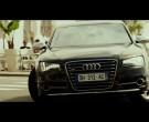 Black Audi S8 in The Transporter Refueled 2015 Movie (15)