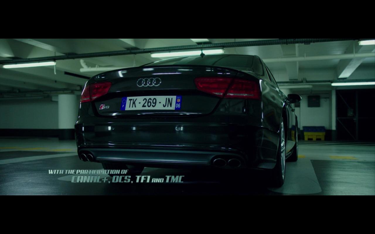 Black Audi S8 – The Transporter Refueled (2015) Movie