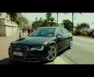 Black Audi S8 in The Transporter Refueled 2015 Movie (7)