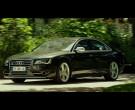 Black Audi S8 in The Transporter Refueled 2015 Movie (9)