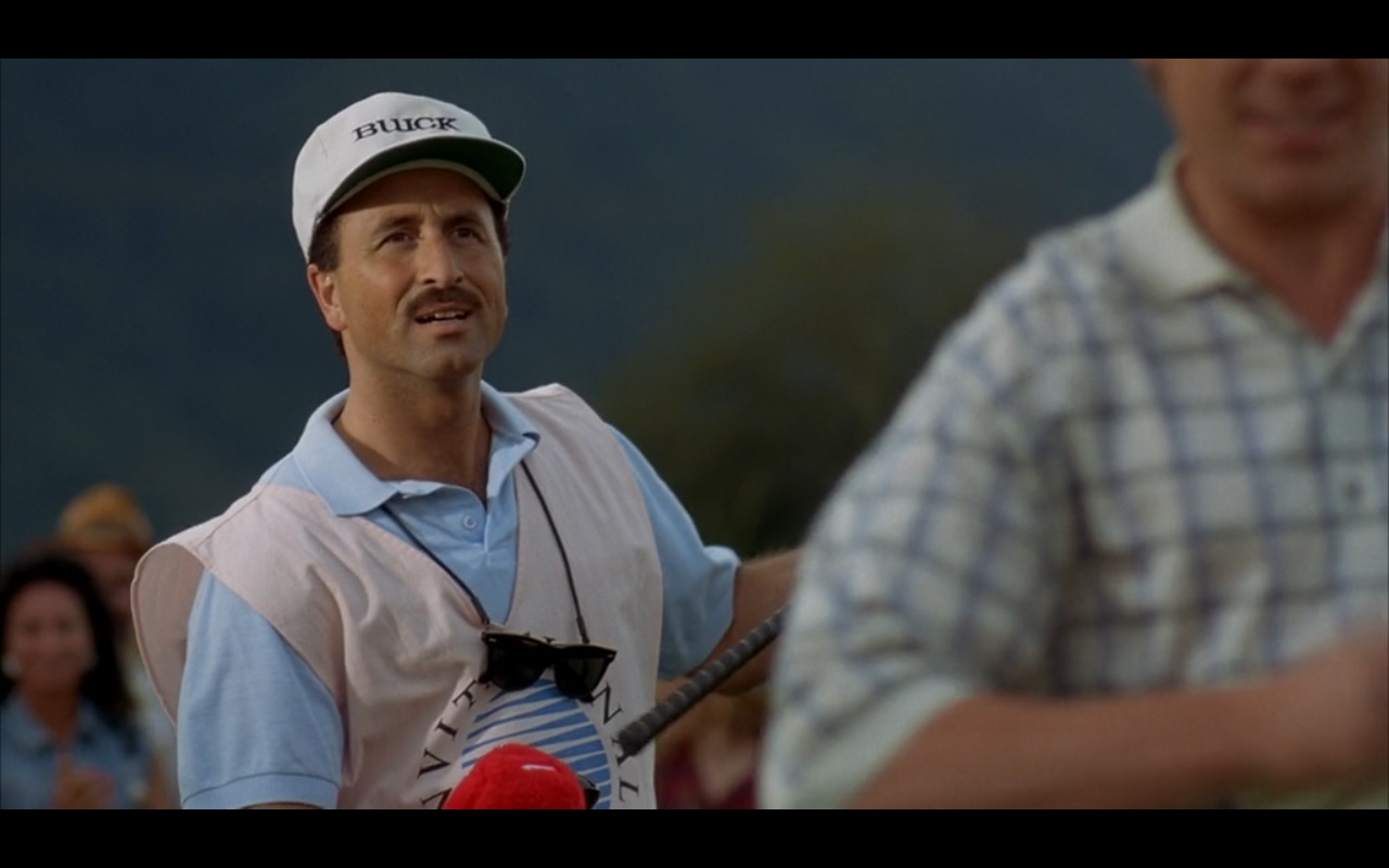 """""""Buick"""" Cap – Happy Gilmore (1996) - Movie Product Placement"""