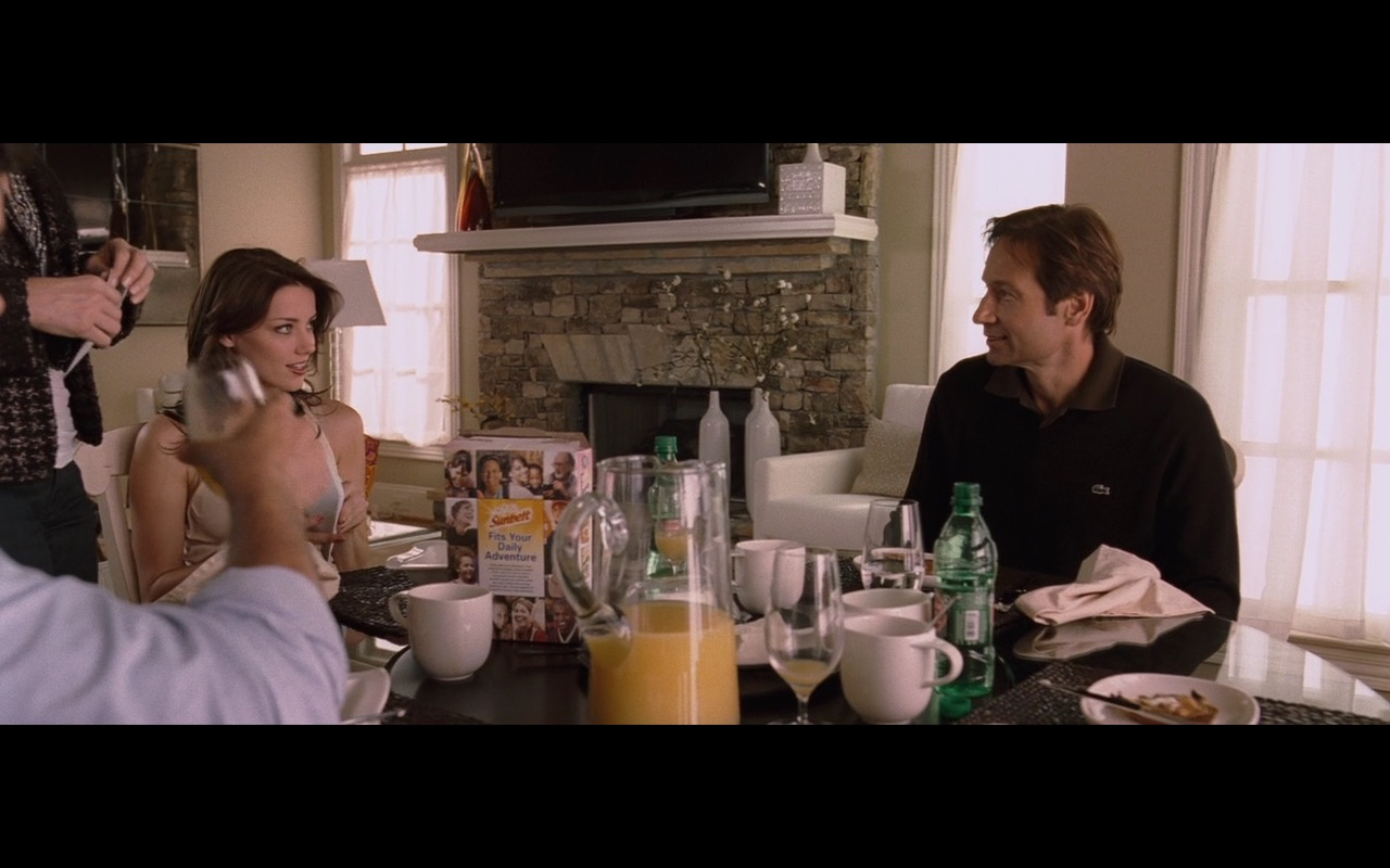 Cereals From Sunbelt  – The Joneses (2009) Movie Product Placement